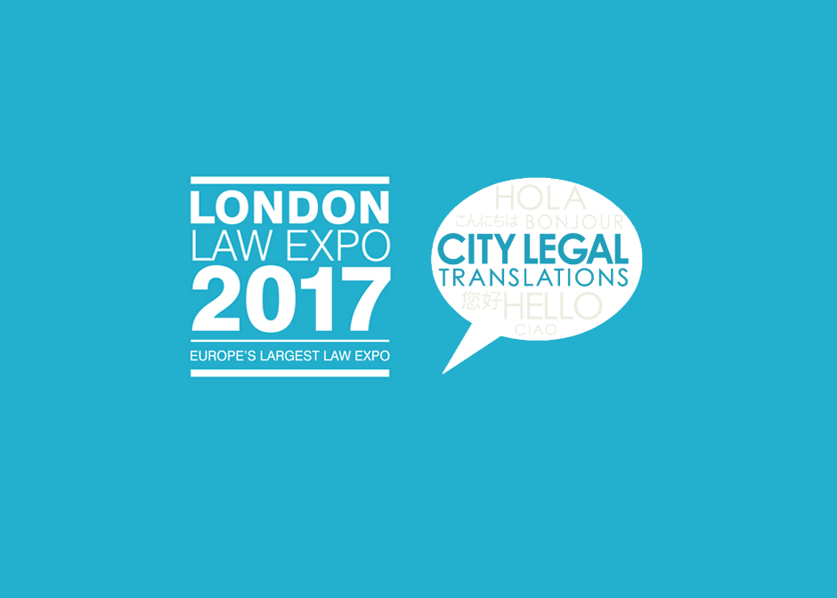 City Legal at London Law Expo